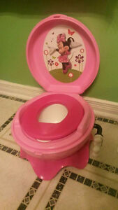 Minnie Mouse potty