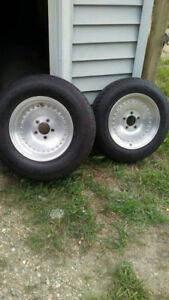 centerline wheels and tires