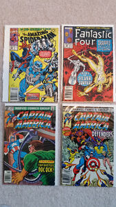 Comics from $0.50 & up - Spiderman, Captain America, Avengers... Kitchener / Waterloo Kitchener Area image 7