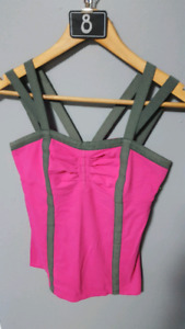 Lululemon Size 8 and 10 Tops