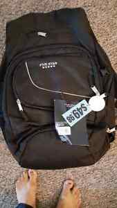 Brand new with tag five star bag pack. Kitchener / Waterloo Kitchener Area image 1