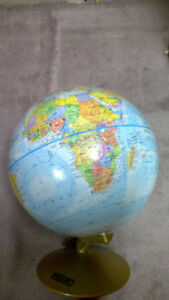 World Globe Original by Macleans