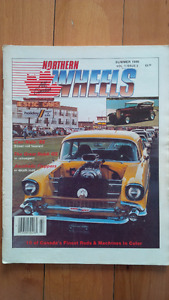 Northern Wheels Magazine - Second Issue - Summer 1986