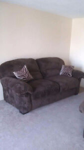 2 brand-new couches