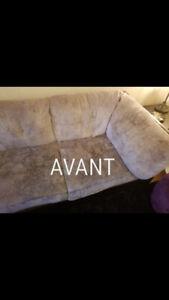 Nettoyage de céramique sofa matelas tapis auto bateau VR ...