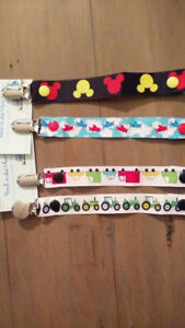 Soother Clips Sale