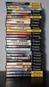 Gamcube Games for Sale