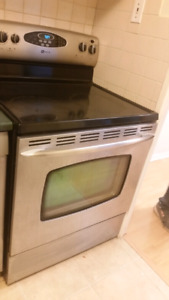 For sale Maytag self clean electric range
