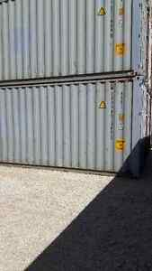 Storage and Shipping Containers