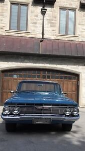 1961 Impala with 350 cu in