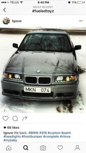 1994 318is BMW