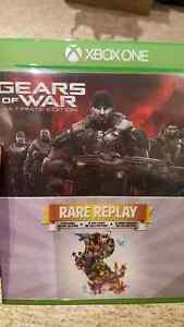 Gears of War Ultimate edition for XBOX ONE Oakville / Halton Region Toronto (GTA) image 1