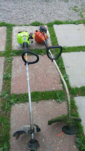 2 GRASS TRIMMERS