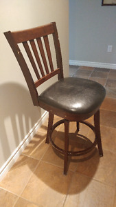 4 Swivel Stools For Sale