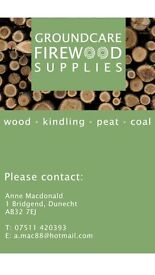 Firewood, Peat, Briquettes and Coal