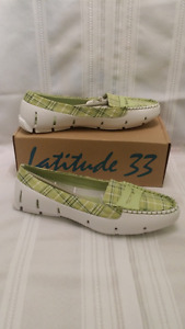 SOFTWALK / Latitude 33 – BNIB Ladies Moccasins - Size 10 - $8.00