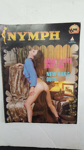 NYMPH #5 Winter 1980