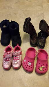 Lot of Size 8 Shoes/Boots