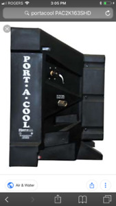 PORT-A-COOL | Portable air conditioner Model : PAC2K163SHD