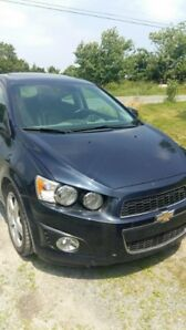 Manual Turbo Chevrolet Sonic LTZ Hatch -These are the good ones!