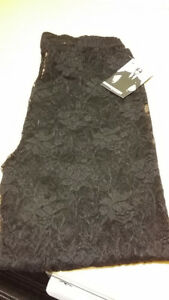 Brand NEW black Lace Tights - By Jay Manuel