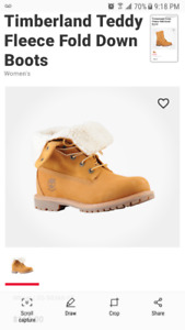 Insulated timberland boots