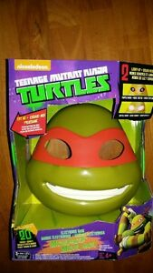 Teenage Mutant Ninja Turtles TMNT MICHELANGELO ELECTRONIC MASK