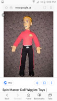 """Wanted: 15"""" Murray Wiggle talking doll"""