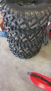 2017 rzr take offs rims and tires