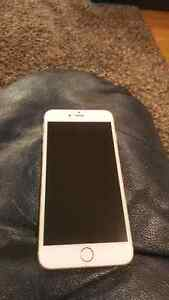 Mint condition - IPhone 6 Plus 64 Gb with case - Fido