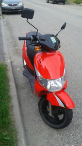 Scooter Derbi bullet