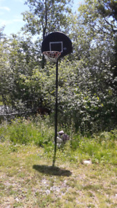 Basketball standalone net