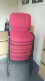 32+ Office/veneu Chairs thè lot.£20.00