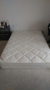 Queen size mattress- moving out SALE