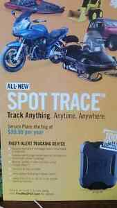 spot trace tracking device
