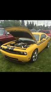 2010 Dodge Challenger SRT 8 Coupe (2 door)
