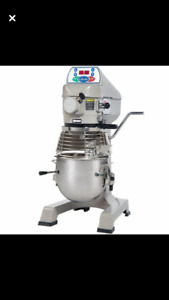Commercial mixer and elliptical trade/sale