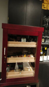 humidor mini tower 1000
