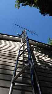 TV tower antenna sales and installs