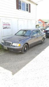 1998 Mercedes c280