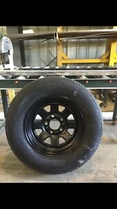 5 bolt rims and tires
