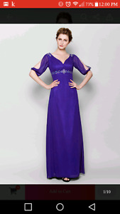Bridesmaid Dress size 22