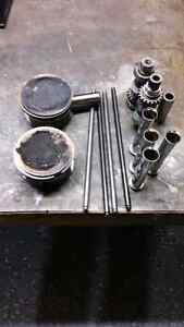 Harley -Davidson  2005 FXDWG used cams and pistons London Ontario image 2
