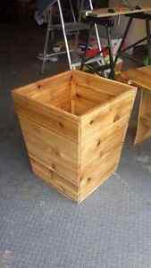 Cedar Planters $60 each