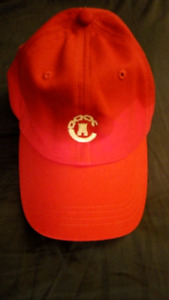Red Crooks and Castles Hat