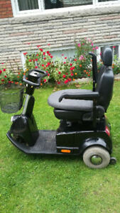 FORTRESS 3WHEEL MOBILITY SCOOTER FOR SALE