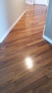 Hardwood  from  $1.50sqf** and laminate $1.20sqf*** installation Edmonton Edmonton Area image 9