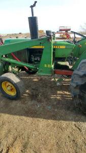2130 John Deere tractor