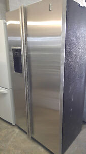 *** GE Profile Stainless Steel Fridge - Only 699! ***