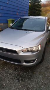 2008 Mitsubishi lancer *new engine-needs mvi*